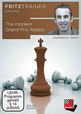 Chessbase, Trent - The Modern Grand-Prix-Attack