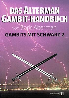 Alterman, Das Altermann Gambit Handbuch-Gambits mit Schwarz 2
