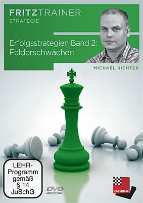 Chessbase, Richter - Erfolgsstrategien 2, Felderschwächen
