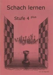 Van Wijgerden, Schach lernen - Stufe 4 plus