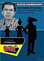 Chessbase, Kazimdshanov - The Power of Tactics