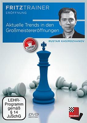 Chessbase, Kasimdzhanov: Aktuelle Trends in den Großmeistereröffnungen
