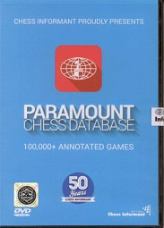 Chess Informant, Paramount DVD