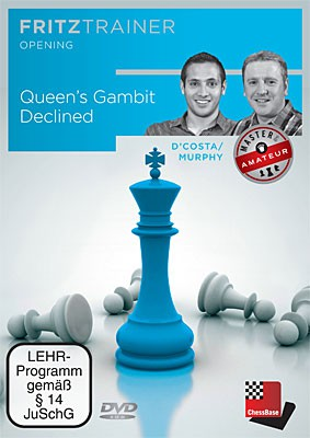 Chessbase, D'Costa-Murphy - Queens Gambit Declined