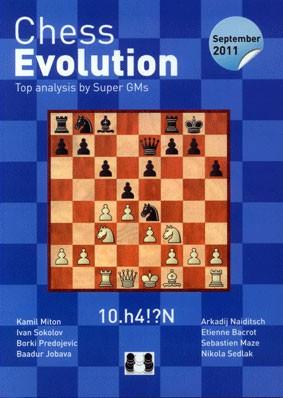 Naiditsch, Chess Evolution 2011/04