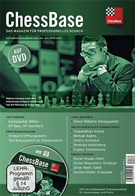 Chessbase Magazin 163