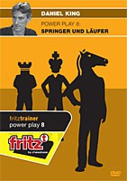 Chessbase, King- Powerplay 8: Springer und Läufer