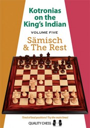 Kotronias, Kotronias on the King's Indian Vol. 5 - Sämisch & The Rest - gebunden