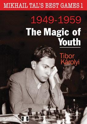 Karolyi, Mikhail Tal's Best games 1 - kartoniert