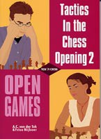 Nijboer, Tactics in the Chess Opening 2 Open Games