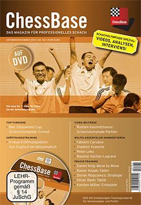 Chessbase Magazin 162