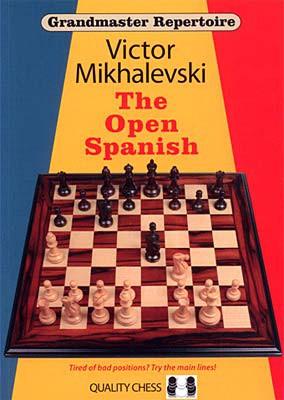 Mikhalevski, The Open Spanish - gebunden