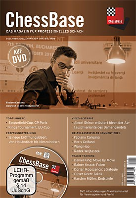 Chessbase Magazin 157