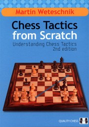 Weteschnik, Chess Tactics from Scratch 2.ed