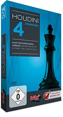Chessbase, Houdini 4 Standard