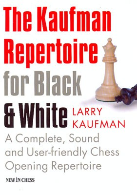 Kaufman, The Kaufman Repertoire for Black and White