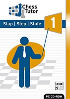 Chess Tutor Stufe 1 CD