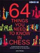 Walker, 64 things you need to know in Chess