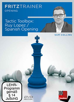 Chessbase, Collins - Tactic Toolbox Ruy Lopez