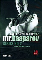 Chessbase, Kasparov, How to play the Najdorf Vol.1