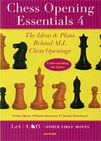 Djuric/Komarov/Pantaleoni, Chess Opening Essentials Vol. 4