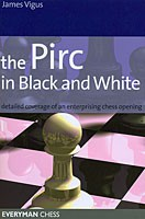 Vigus, The Pirc with Black and White