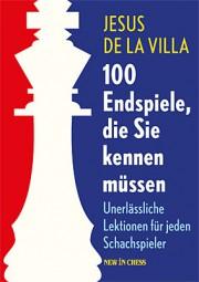 De la Villa, 100 Endspiele, die sie kennen müssen