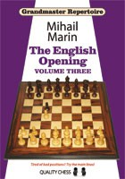 Marin, Grandmaster Repertoire 5 - The English Opening vol. 3 kartoniert