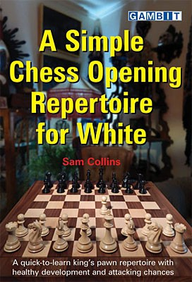 Collins, A Simple Chess Opening Repertoire for White
