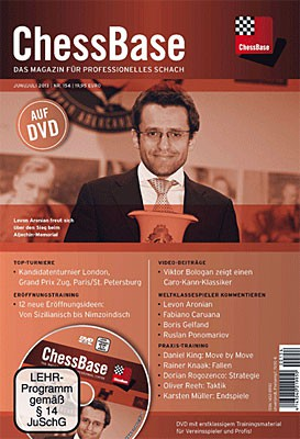 Chessbase Magazin 154