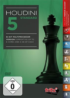 Chessbase, Houdini 5 Standard