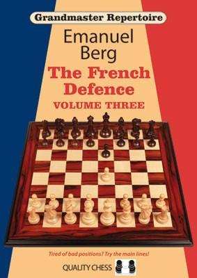 Berg, GM-Repertoire 16 - French Defence Vol. 3 gebunden