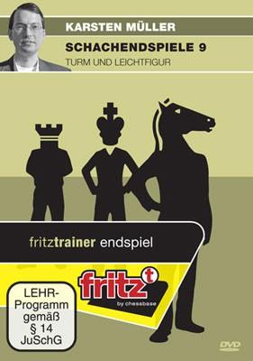 Chessbase, Müller - Schachendspiele 9