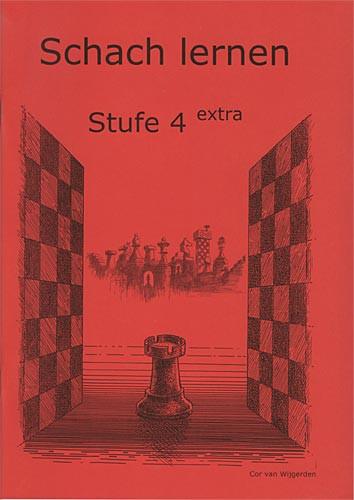 Van Wijgerden, Schach lernen - Stufe 4 extra