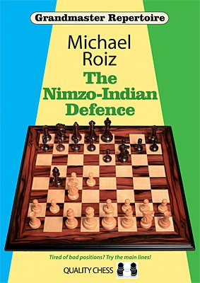 Roiz, The Nimzo-Indian Defence - kartoniert