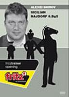 Chessbase, Schirow - Sicilian Najdorf 6.Bg5