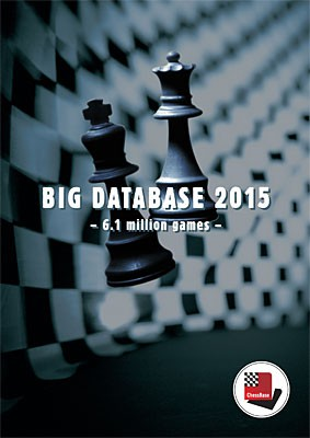 Chessbase Big Database 2015