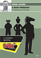 Chessbase, Davies- A busy person's opening system