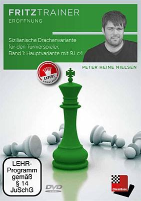 Chessbase, Nielsen - Sizilianisch Drachenvariante 1