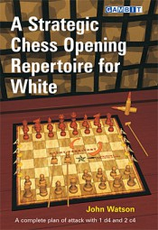 Watson, A Strategic Opening Repertoire for White
