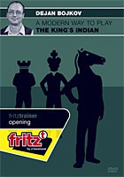 Chessbase, Bojkov - A Modern Way to play the King's Indian