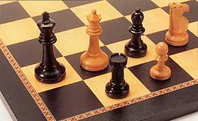 Schachfiguren Original Jean Jaques Staunton