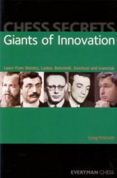 Pritchett, Chess Secrets: Giants of Innovation