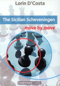 D'Costa, Sicilian Scheveningen move by move