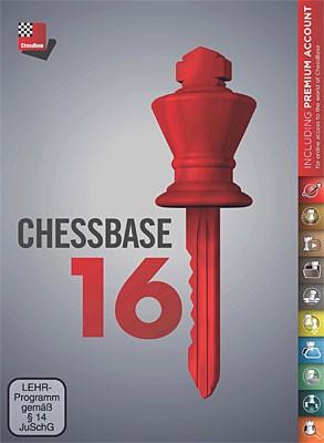 Chessbase 16 Update von Chessbase 15