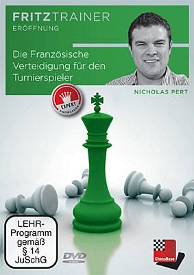 Chessbase, Pert - Die Französische Verteidigung für den Turnierspieler