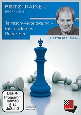 Chessbase, Breutigam - Tarrasch-Verteidigung ? Ein modernes Repertoire