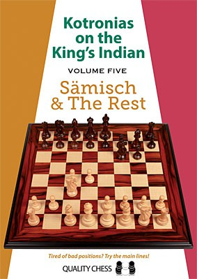 Kotronias, Kotronias on the King's Indian Vol. 5 - Sämisch & The Rest - gebunden