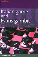 Pinski, Italian Game and Evans-Gambit