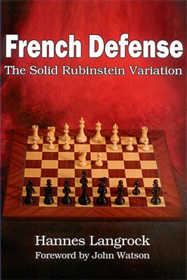 Langrock, French Defense - The solid Rubinstein Variation